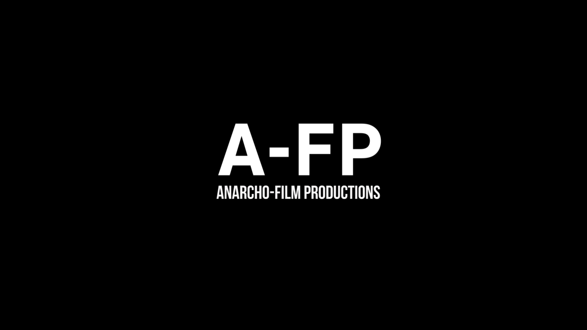 Anarcho-Film Productions Logo